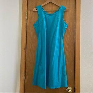 MOUNTAIN HARD WEAR • Teal Dress with Built-in Bra